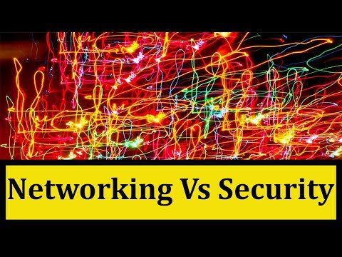 Networking Vs Security | Job Opportunity, Demand, Pay Scale - Everything you should know
