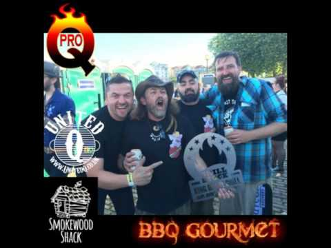 UnitedQ BBQ Podcast - Episode 28 - Interview with Jason Pitmaster from Manchester Smokehouse&Cellar