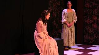 Othello - Act 4 Scene 3 - I do beseech you, sir, trouble yourself no further.