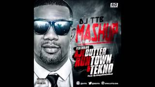 dj ttb ft ajebutter tekno runtown mashup new official 2014