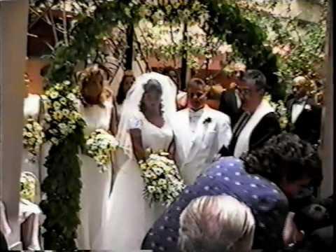 1996 Wedding Ceremony