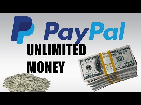 How To Get PayPal Money For Free!