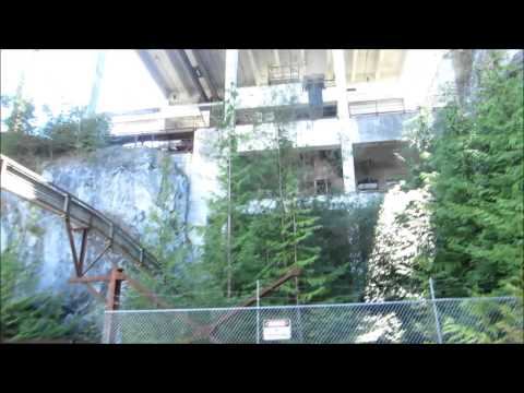 Urban exploration: Abandoned mine (BC, Canada)