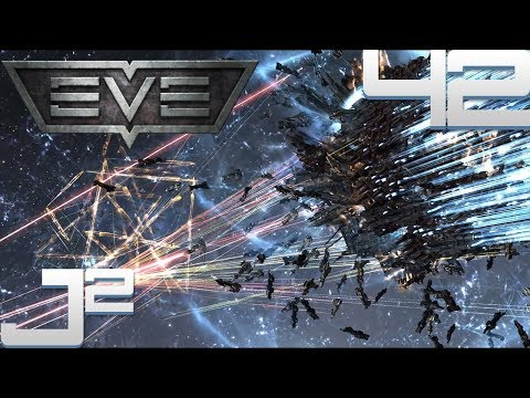 EVE Online Newbros Gameplay - Drake's My Middle Name - Part 42