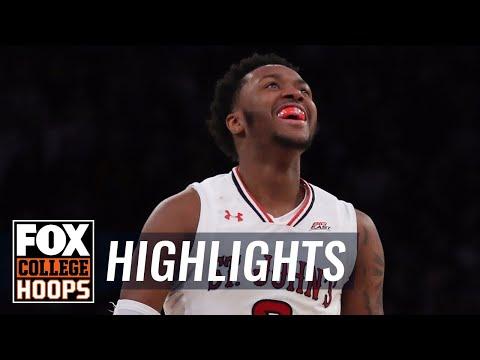 Duke vs St. John's | Highlights | FOX COLLEGE HOOPS