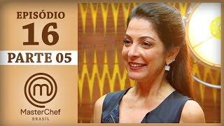 MASTERCHEF BRASIL (20/06/2017) | PARTE 5 | EP 16 | TEMP 04