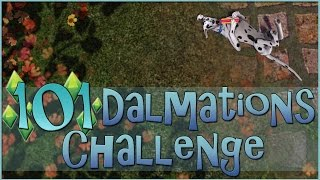 Sims 3 || 101 Dalmatians Challenge: Dog Toy Thief! - Episode #26