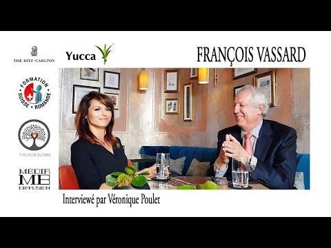 Parcours d'un Dirigeant : François Vassard