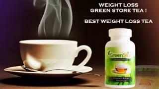 Official Weight Loss Green Store Tea Video