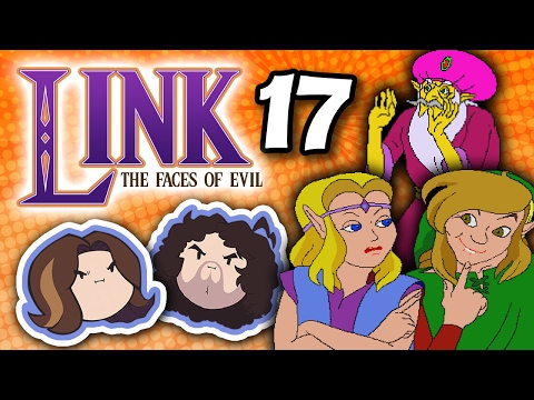 Link: The Faces of Evil: You Must Die! - PART 17 - Game Grumps