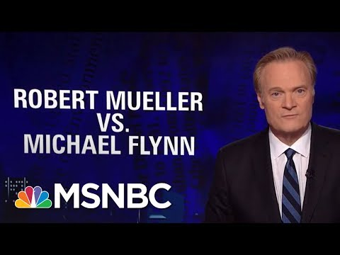 Lawrence: Robert Mueller's Playing Tough In Trump-Russia Investigation   The Last Word   MSNBC