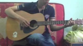 Forever guitar solo finger style ( dạy solo guitar online uy tín, chất lượng ) 0909040542