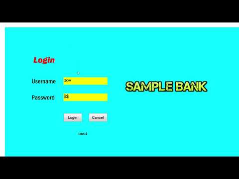Banking Management System step by step in c# part 8 account creation