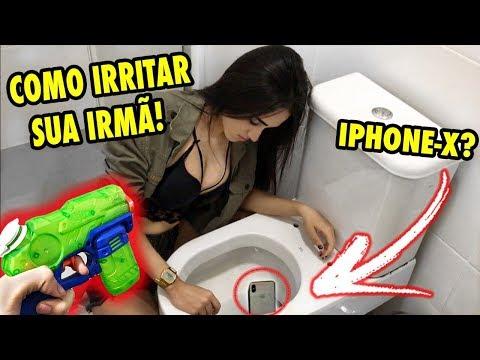 COMO IRRITAR A SUA IRMÃ #3
