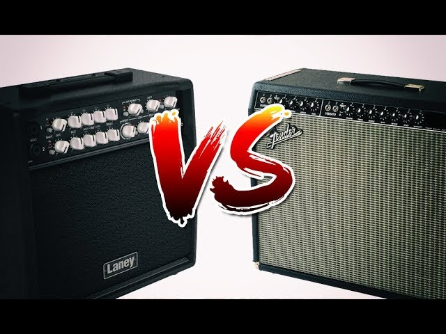 Semi-hollow body guitar: valve or solid state amp?