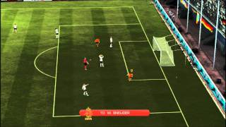 FIFA 12 PC Gameplay Challenge Germany Vs Netherlands Part 1/3