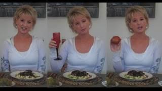 Eat My Hamburger Eggplant Salad Dinner