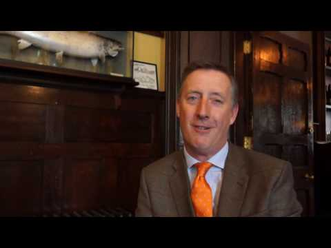 Patrick O'Flaherty, Ballynahinch Castle