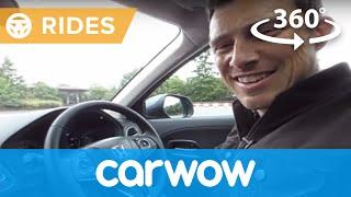 Honda HR-V SUV 2017 360 degree test drive | Passenger Rides