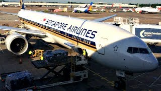 TRIP REPORT | Singapore Airlines | Boeing 777-300ER | Manchester - Munich | Economy Class
