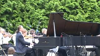 Mt Hood Concerto First Movement By Michael Allen Harrison