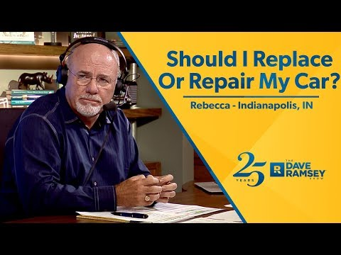 Should I Replace Or Repair My Car?