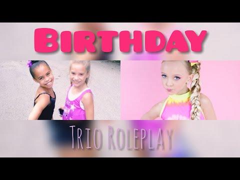 'Birthday' Dance Moms Trio Roleplay