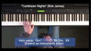 """Caribbean Nights"" (Bob James)"