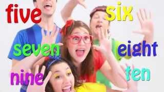 Count with me en el Club de Cantando Aprendo a Hablar (Capítulo 5)