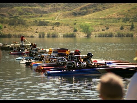 IHBA Dragboats May 15th 1993 Lake Castaic