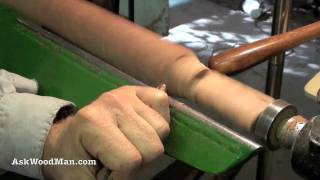 27 Of 42: How To Make A Steel Hooped Wooden Mallet • Woodworking Projects