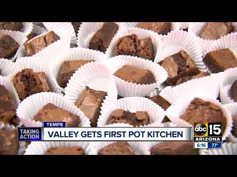 Tempe's Mint Dispensary opens cannabis-infused kitchen - YouTube