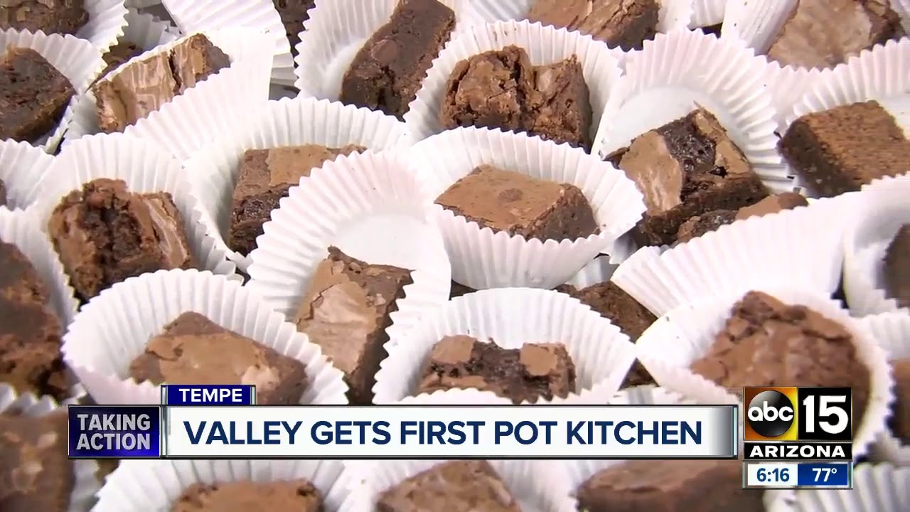 Tempe's Mint Dispensary opens cannabis-infused kitchen
