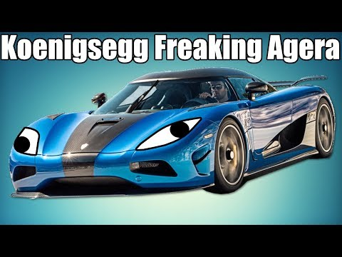 The Koenigsegg Freaking Agera! (R, S, One:1, RS) | A Car History