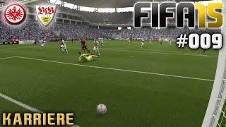 FIFA 15 KARRIERE #009: Eintracht Frankfurt vs. VfB Stuttgart «» Let