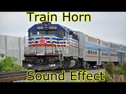 Train Horn HD