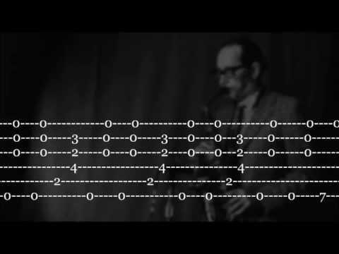 Take Five - Fingerstyle Guitar Tab