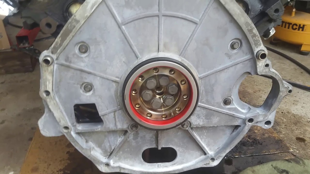 hight resolution of how replace rear main seal ford 6 0l powerstroke