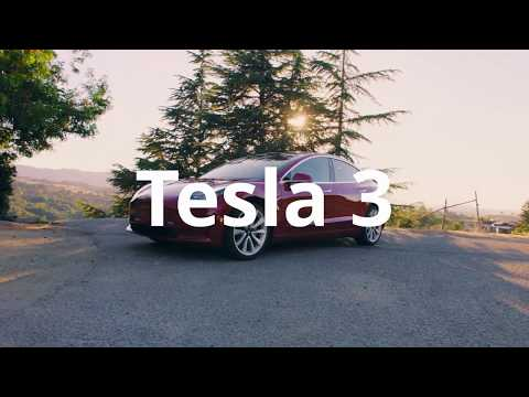 Amazing Polestar 2 vs Tesla 3 (first REAL electric competitor)