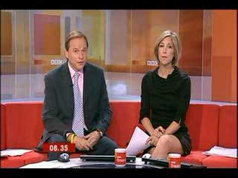 Removed Tv news upskirt gosling