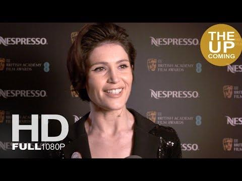 Gemma Arterton interview at BAFTA Nominees Party 2018