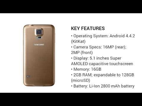 Samsung Galaxy S5 Duos SM-G900FD - Copper Gold - Jumia Nigeria
