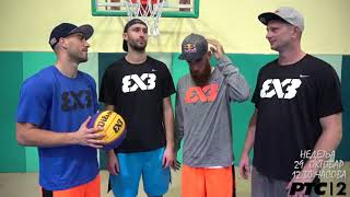 Finale 3×3 World Toura uživo na RTS-u