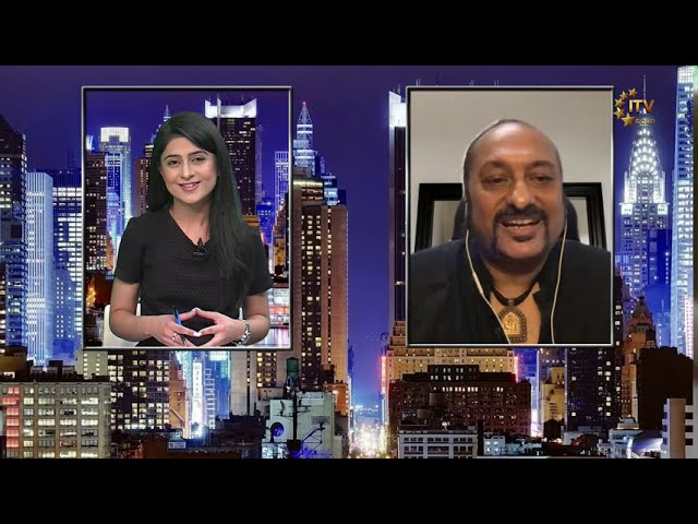 ITV Gold Exclusive - Indian Singer And Music Composer Leslee Lewis on Music And Passion - India