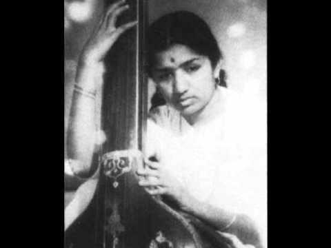 Tarana in Raga Chandrakauns - Lata Mangeshkar