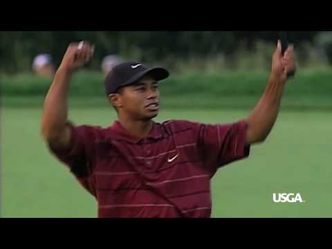 2002 U.S. Open Highlights: Tiger Triumphs At Bethpage Black