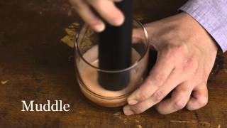 How to Dissolve a Sugar Cube for an Old Fashioned