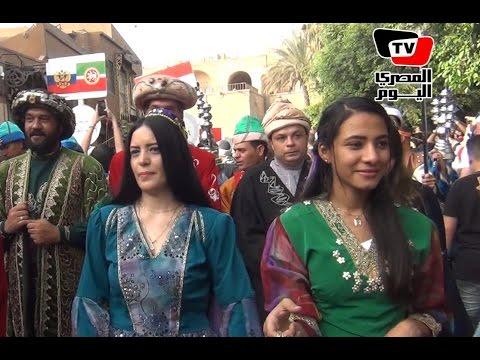 انطلاق «مهرجان الطبول» من شارع المعز بمشاركة 20 دولة  - 22:20-2017 / 4 / 21