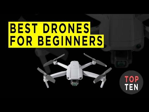 Top Ten Best Drones For Beginners - 2020
