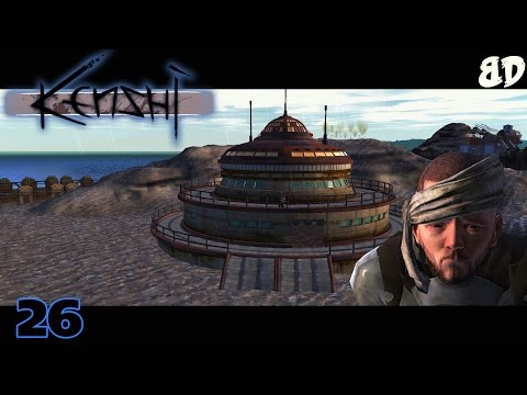 Kenshi Ep 26: Breaking Ground At The Ninja Compound!